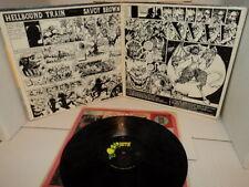 SAVOY BROWN HELLBOUND TRAIN ORIG 1972 PARROT GATEFOLD & SLEEVE PSYCH LP