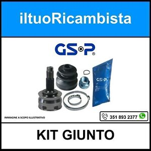 KIT GIUNTO OMOCINETICO LATO RUOTA AUDI A3 (8P1) - TT (8J3) 1.9 2.0 TDI /1.8 TFSI