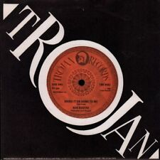 "Ken Boothe(7"" Vinyl)Bring It On Home To Me-Trojan-TRO 9092-UK-1986-M/M"