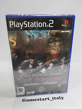 DEVIL SUMMONER SHIN MEGAMI TENSEI - SONY PS2 PLAYSTATION 2 - NUOVO NEW PAL