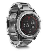 Garmin fenix 3 battito cardiaco TITANIO GPS Orologio sportivo da corsa -