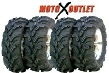 "Set of 4 ITP Mudlite XTR 27"" Tires 27x9-12 Front 27x11-12 Rear Radial Tire"