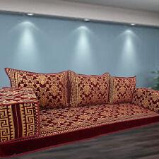 Arabic majlis floor sofa seating,floor cushions,bohemian furniture / SHI_FS45