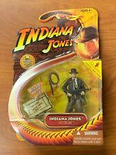 Hasbro Indiana Jones The Last Crusade Indiana Jones figure sealed on card