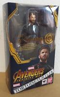 Bandai S.H.Figuarts Captain America Avengers Infinity War Action Figure Marvel