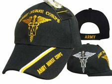 U.S. Army Nurse Corps Ball Cap Hat Embroidered 3D (Licensed)