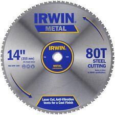 IRWIN 4935559ANZ 80T Circular Saw Blade