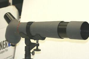 kowa  20 X  60 mm  zoom    spotting scope... JAPAN...bright & clear...w/tripod