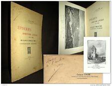 CONTREBANDIER FECAMPOIS Vasse Contrebande Histoire Normandie Fecamp EO1929 signé
