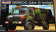 REVELL 03020 - UNIMOG (Lkw 2t tmilgl) 1/35 - NUOVO