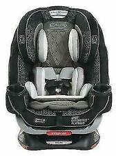 Graco 2048733 4Ever Extend2Fit Platinum Child Car Seat - Black