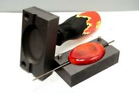 CGBEAD-PRESS-5 Focal Oval, Premier Quality Graphite Glass Lampworking Mold Tool