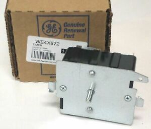 WE4X872 GE Dryer Timer AP2042894 PS268298 NEW
