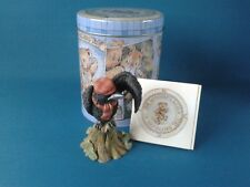 Michael Wood Creations Rambling Ted SCARY CROW with Tin