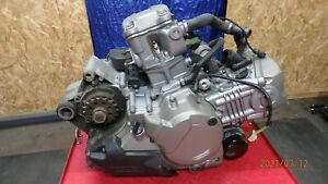 2010 Aprilia MANA 850  complete engine, only 16467 miles