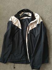 NIKE GOLF Fit Storm Size XL Blue Golfing Jacket Coat Water Resistant Windbreaker