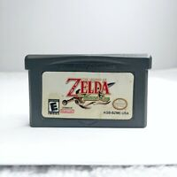 The Legend of Zelda The Minish Cap Game Boy Advance Cartridge Only Free Shipping