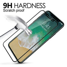 Clear Tempered Glass Protective Screen Protector Hard Film For iPhone Series