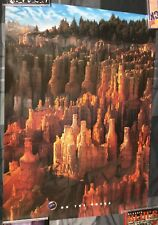 Zima Clearmalt / Coors Beer / 1993 On The Rocks Mountain View Poster Man Cave