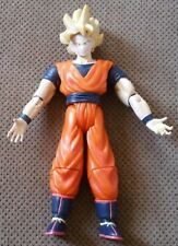 2003 JAKKS Figure DragonBall Z DBZ ~  Super Saiyan  SS GOKU Toy