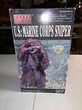 Dragon Elite Force US Marine Corps Sniper Snake BBI USMC Military Recon Army 1:6