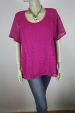W LANE Short Sleeve Top sz 16 - BUY Any 5 Items = Free Post