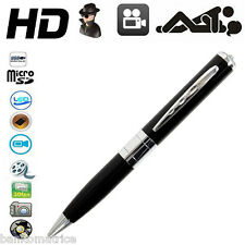 CAMERA ESPION STYLO PRO HD 1280x960 VIDEO PHOTO AUDIO SPY PEN 32GO MAX SPY PEN