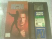 Marked for Death (VHS, 1991)
