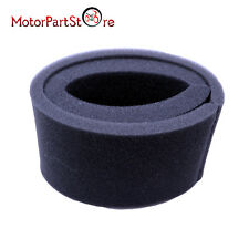 Black Air Filter Cleaner Foam Sponge Replacement for Motorcycle CG125 Honda