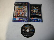Playstation 2 PS2 Game: SNK Arcade Classics Vol 1 Collection Complete PAL AUS