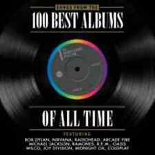 SONGS FROM THE 100 BEST ALBUMS OF ALL TIME 3CD NEW Bob Dylan Nirvana Radiohead