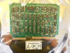 Kulicke and Soffa Industries 01482-4001-000-02 Processor Board PCB Card Used