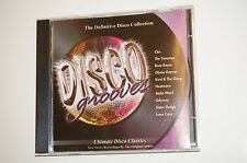 Disco Grooves Ultimate Disco Classics CD
