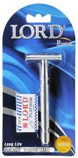 Lord Premium Safety Razor Merkur Head Model LP1822L aka L6 & 5 Gillette Platinum