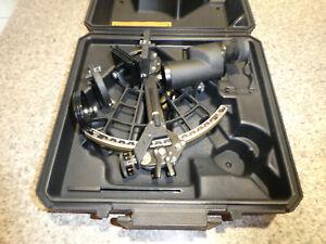 New/Old Stock Tamaya Jupiter Sextant with 7x35 Binocular Mfg Japan Original