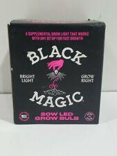 Black Magic 20W LED Grow Light 10101-10133-1 *