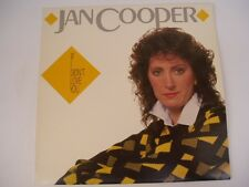JAN COOPER - IF I DIDN'T LOVE YOU - scarce OZ or NZ LP