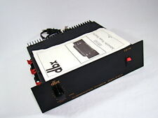 MANUAL FOR DBX XB140 SUBWOOFER POWER AMPLIFIER IN PDF