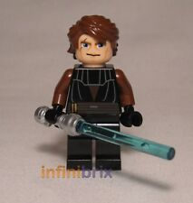 Lego Anakin Skywalker from Sets 7675, 7680, 7931, 8037, 8098, 9515, 7669 sw183