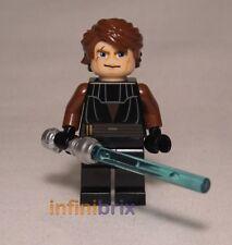 Lego Anakin Skywalker von Sets 7675, 7680, 7931, 8037, 8098, 9515, 7669 sw183