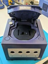 Customised GameCube - Gcloader, Pluto Hdmi W/ Gcvideo, Region Switch, Rgb Leds