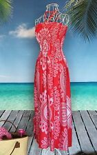 Rayon Paisley Hand-wash Only Maxi Dresses for Women