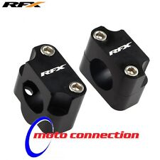 RFX Bar clamps - Standard bars to FATBARS PRO TAPER TWINWALL YAMAHA YZ125 YZ250