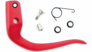 SRAM Tt 500 Aero Brake Lever Triathlon Handlebar - Red - Replacement Kit Set