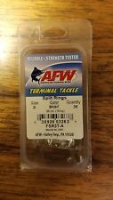 American Fishing Wire (AFW)Size #3Split Rings, 30lb, 36 Count, Stainless Steel