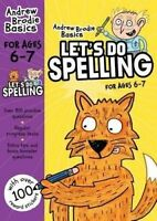 Let's do Spelling 6-7 by Brodie, Andrew (Paperback book, 2014)
