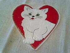 Window Color Bild  Katze im Herz