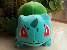 New  POKEMON CENTER Takara TOMY Bulbasaur plush Toy