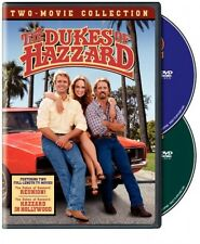 The Dukes of Hazzard Two Movie Collection (Reunion / Hazzard in Hollywood)