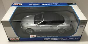 Bentley Continental Supersports Convertible - 1:18 Maisto DIECAST - Very Classy!